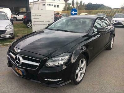 usata Mercedes CLS350 CDI