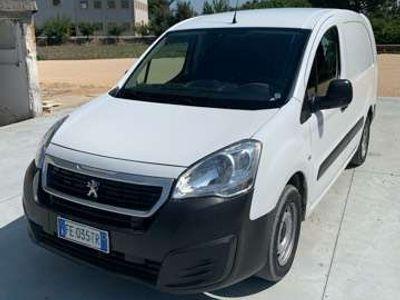 usata Peugeot Partner BlueHDi 100 L2 Furg. Premium