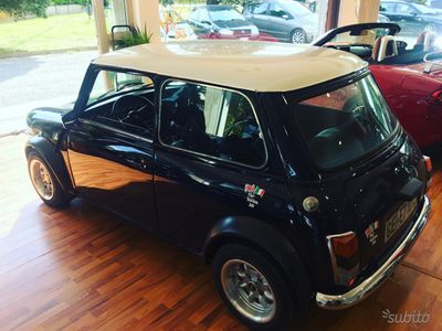 used Mini Cooper 1.3 italian job limited