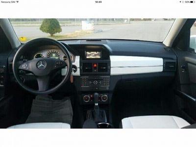 used Mercedes GLK220 CDI 4Matic BlueEFFICIENCY PELLE,XENO,SENS.PAR,4x4