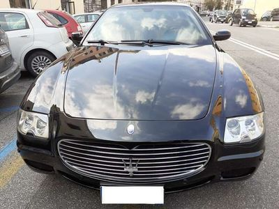 usata Maserati Quattroporte 4.2 V8 Aut SERVICEBOOK
