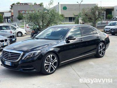 begagnad Mercedes S350 BlueTEC Maximum Lunga