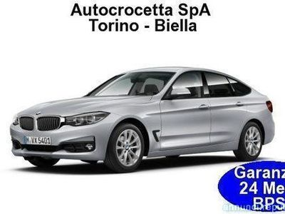 usata BMW 318 Gran Turismo d Business Advantage Auto Moncalieri