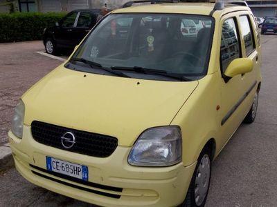 usado Opel Agila 1.2 GPL - 2003