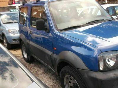 usata Suzuki Jimny 1.3i 16V cat 4WD JLX rif. 14661393