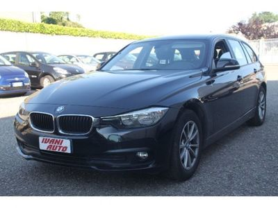 usata BMW 316 d Touring Business Advantage