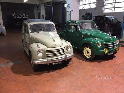 usata Fiat Belvedere - Anni 50
