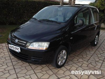 used Fiat Multipla 1.6 16v natural power fammily benzina/metano