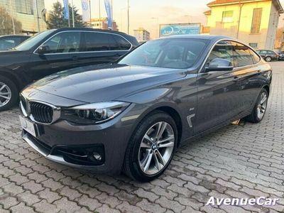 usata BMW 320 Gran Turismo d SPORT LINE PREZZO LISTINO € 53.910