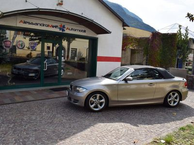 usata BMW 120 Cabriolet d 177cv Futura, maggio 2008, 232.700