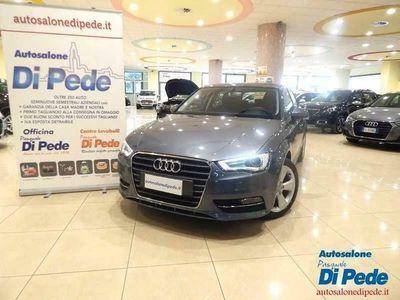 usata Audi A3 SPB 1.6 TDI clean diesel Ambition Xenon