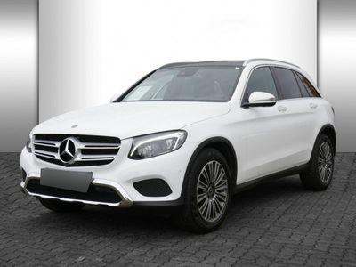 usata Mercedes 350 Glc-klasseD 4m Exclusive Navi Led 3,99 Eff* Eu6