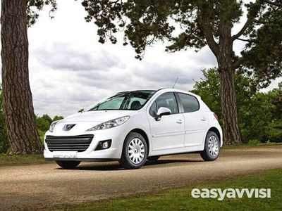 used Peugeot 207 1.4 8V 75CV 5p. X Line ECO GPL rif. 11774274
