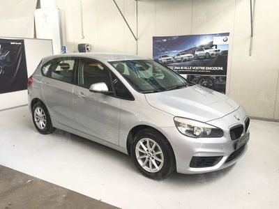 used BMW 218 Serie 2 Active Tourer d usato