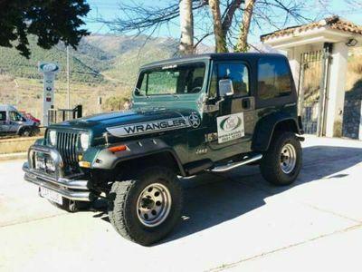 usata Jeep Wrangler 4.0 185cv L Higt Output Hardtop Limited