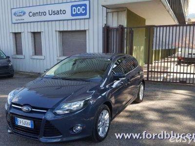 brugt Ford Focus 1.6 120CV GPL Titanium