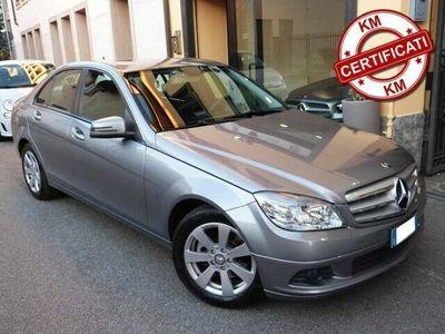 usata Mercedes C220 CDI Elegance km 104.220 automatica
