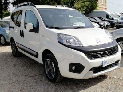 begagnad Fiat Qubo 1.3 Mjt 80cv Trekking Ok Neop ..