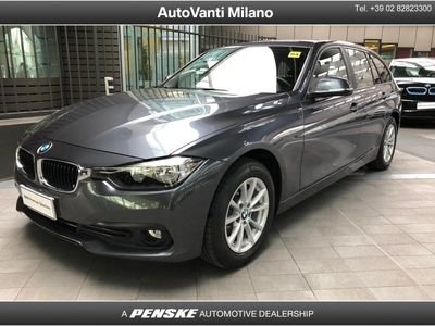 second-hand BMW 316 Serie 3 Touring d Business Advantage aut. nuova a Milano