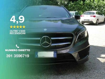 usata Mercedes GLA220 d Automatic 4Matic Premium Pelle + Navi Unico prop