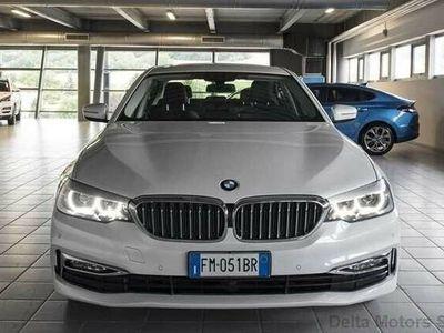 usata BMW 530 Serie 5 Berlina G30 Benzina e Luxury auto