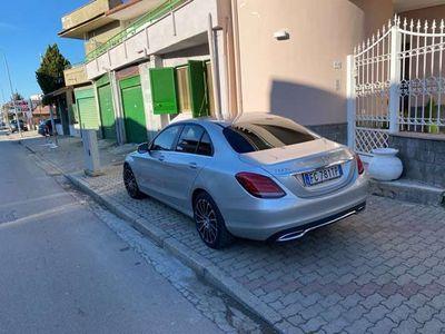 usata Mercedes C180 d Auto Premium Plus