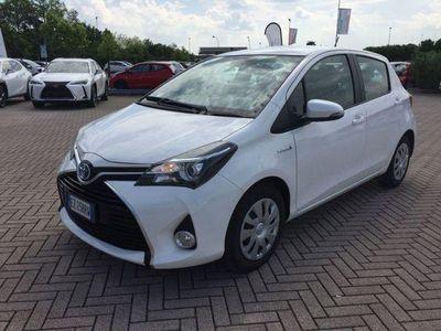 used Toyota Yaris 1.5 Hybrid 5 porte Active