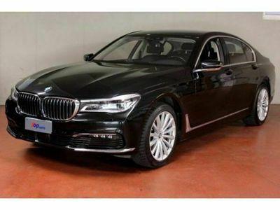 "usata BMW 730 d xdrive 265 cv luxury camera led acc 19"""