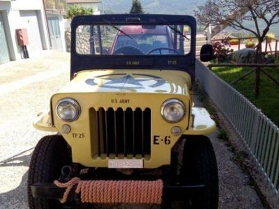 used Jeep Willys CJ-3B ANNO 1976