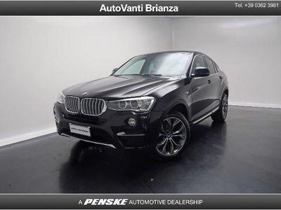 used BMW X4 xDrive 30dA 258CV xLine
