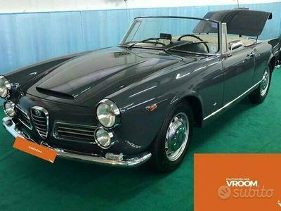 usata Alfa Romeo 2600 Spidertouring 1966