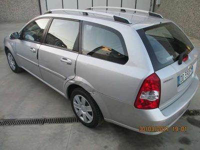 usata Chevrolet Nubira 1600 benzina gpl