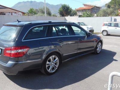 usado Mercedes E250 CDI S.W. BlueEFF. 4M. Avantgarde rif. 7792521