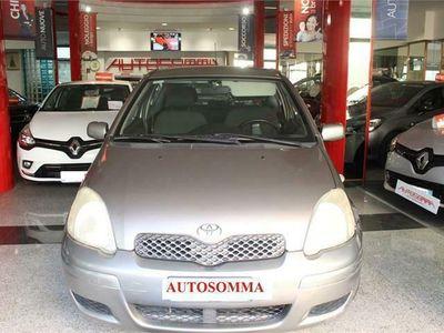 usata Toyota Yaris 1.0 16V 3p. Sol CLIMA