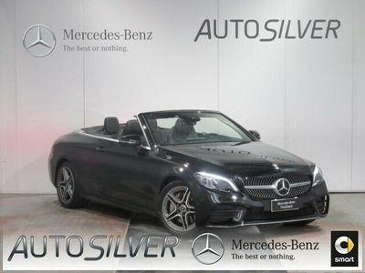usata Mercedes C300 d Auto Cabrio Premium
