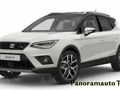 usata Seat Arona 1.0 EcoTSI 110 CV FR nuova a Torino