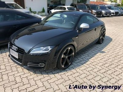 usata Audi TT Coupé 2.0 TDI quattro SLine plus Black