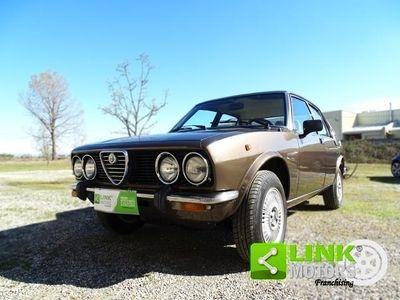 used Alfa Romeo Alfetta 1.8 - ASI - CRS - ORIGINALE