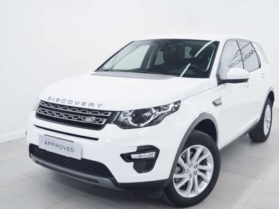 używany Land Rover Discovery Sport 2.0 TD4 150 CV SE