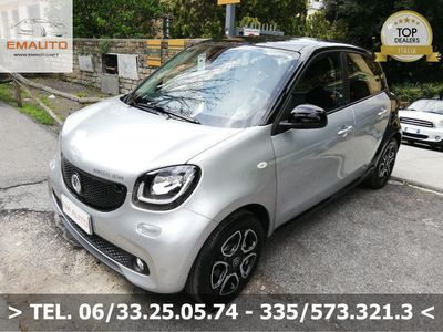 usata Smart ForFour Electric Drive PRIME CAMERA PELLE NAVI BLUETOOTH