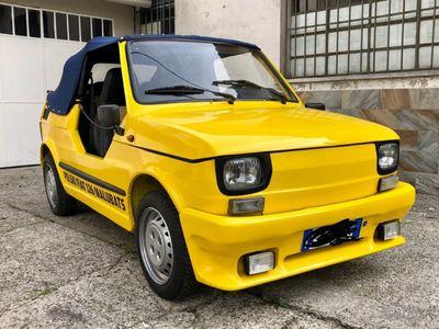 second-hand Fiat 126 aperta