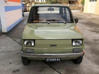 usado Fiat 126 - 1980