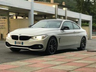 usata BMW 425 Serie 4 Coupé (F32) Coupé Sport
