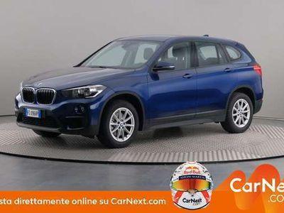 usata BMW X1 Xdrive 20d