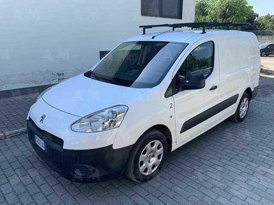 second-hand Peugeot Partner 1.6 8V HDi 90CV FAP Maxi 3posti Furgone