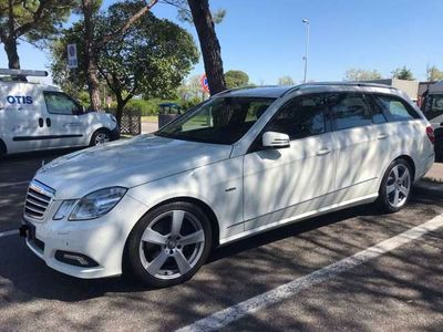 usata Mercedes E350 CDI S.W. BlueEFFICIENCY Avantgarde