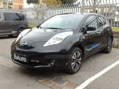 brugt Nissan Leaf Elettrico Sincrono Trifase Tekna Flex