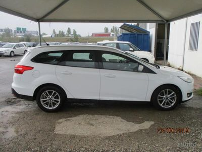 usata Ford Focus WAGON 2.0 TDCi 150cv Seamp;S Business SW