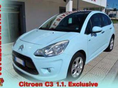 usata Citroën C3 1.1 Exclusive usato