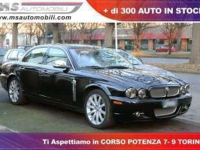 usata Jaguar XJ 2.7 D V6 cat Sovereign Navi Pelle Luxury Unicoproprietario